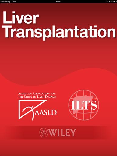 LiverTransplantationHomePage