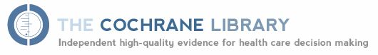 The Cochrane Library logo