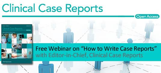 Case Reports webinar