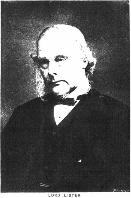 British Journal of Surgery Lord Lister