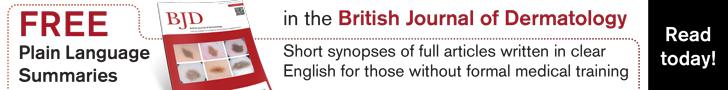British Journal of Dermatology Plain Language Summaries
