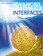 Advanced Materials Interfaces cover