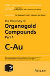 The Chemistry of Organogold Compounds
