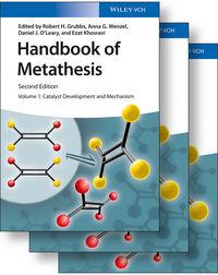 Handbook of Metathesis