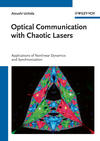 Optical Communication with Chaotic Lasers