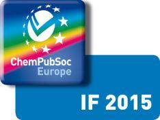 2015 Impact Factors of ChemPubSoc Europe Journals